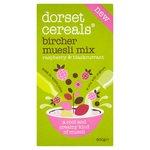 Dorset Cereals Raspberry & Blackcurrant Bircher Muesli Mix