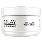 Olay Anti-Wrinkle Firm & Lift Moisturiser Night Cream