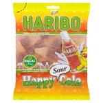 Haribo Halal Happy Cola Sours