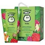 Innocent Kids Strawberries, Blackberries & Raspberries Smoothies