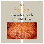 Apple & Blackcurrant Crumble Cake Waitrose