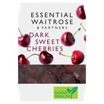 Essential Waitrose Dark Sweet Cherries