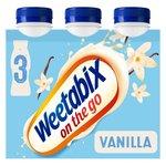 Weetabix On The Go Drink Vanila Multipack