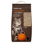 Cat Litter Wood Pellet Waitrose