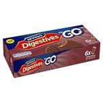 McVitie's Milk Chocolate Digestives To Go