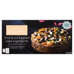 Waitrose Bejewelled Cake Mix with Armagnac Soaked Fruit