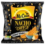 McCain Nacho Cheese Ridge Cut Wedges