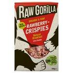 Raw Gorilla Strawberry Crispies