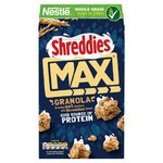 Nestle Shreddies Max Oat Crunch