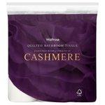 Cashmere Quilted Bathroom Tissue Waitrose