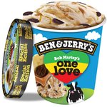 Ben & Jerry's One Love Ice Cream