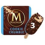 Magnum Cookie Crumble Ice Cream