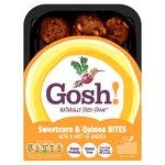 Gosh! Sweetcorn & Quinoa Bites