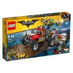 LEGO Batman Movie Killer Croc Tail-Gator 70907 8+