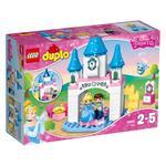 LEGO DUPLO Cinderellas Magical Castle 10855 2+