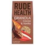 Rude Health Cacao & Vanilla Granola