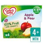 Cow & Gate Apple & Pear Pots