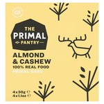 The Primal Pantry Almond & Cashew Multipack
