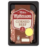 Mattessons Sliced Corned Beef
