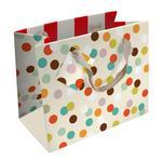 Caroline Gardner Landscape Gift Bag Cream Kaleidoscope