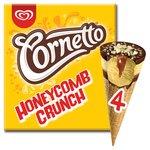 Cornetto Honeycomb Crunch Ice Cream