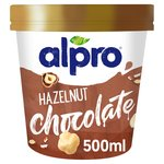 Alpro Hazelnut Chocolate Ice Cream
