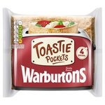 Warburtons Brown Toastie Pockets