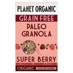 Planet Organic Paleo Granola Super Berry
