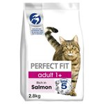 Perfect Fit Cat Complete Dry Adult Salmon