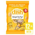 Little Dish Chickpea Pop Pops Cheese