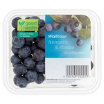 Waitrose Aromatic & Vibrant Blueberries