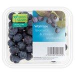 Waitrose Aromatic & Vibrant Blueberries