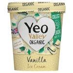 Yeo Valley Vanilla Ice Cream