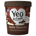Yeo Valley Double Chocolate Ice Cream