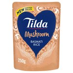 Tilda Steamed Basmati Mushroom