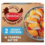 Birds Eye 2 Crispy Chicken Frozen