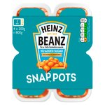 Heinz Beanz No Sugar Snap Pot