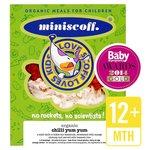 Miniscoff Organic (Very Mild) Chilli Yum Yum Frozen