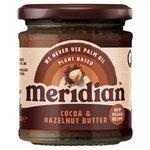 Meridian Cocoa & Hazelnut Butter