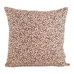 Raine & Humble Jungle Spots Cushion, Flamingo Pink