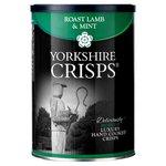 Yorkshire Crisps Roast Lamb & Mint Luxury Crisps