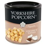 Yorkshire Popcorn Coconut Toffee