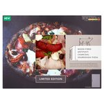 Waitrose 1 Antipasti  Charcoal sour dough base