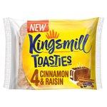 Kingsmill Toasties Cinnamon & Raisin