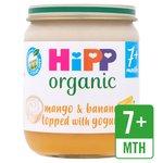 HiPP Organic Fruit Duet Mango & Banana with Yoghurt