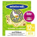 Miniscoff Organic Planet Spaghetti with Meatballs Frozen