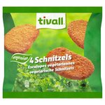 Tivall Vegetarian Schnitzel Frozen