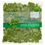 Pea Shoots Waitrose