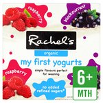 Rachel's Organic Taste Explorers Fruit Yogurts