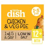 Little Dish Chicken & Butternut Squash Pie